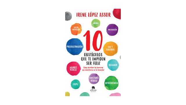 libro recomendado Día del Libro Sant Jordi 10 obstáculos que te impiden ser feliz