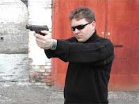 Стрельба из автоматического пистолета Стечкина