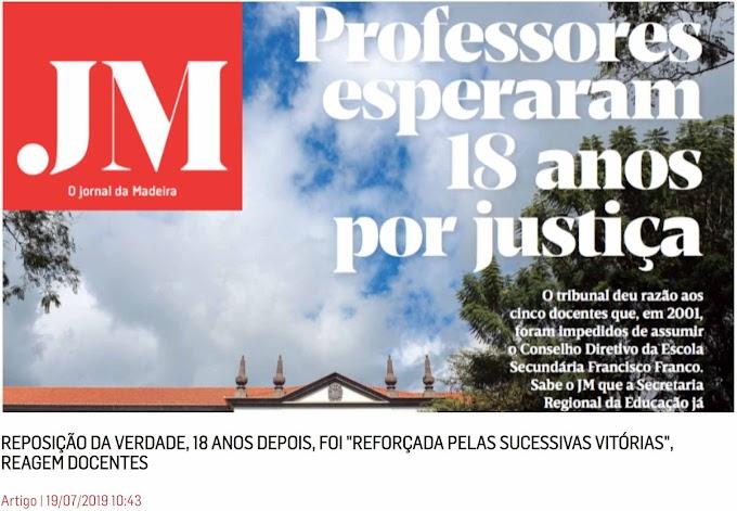 Fraude e assédio moral na Francisco Franco