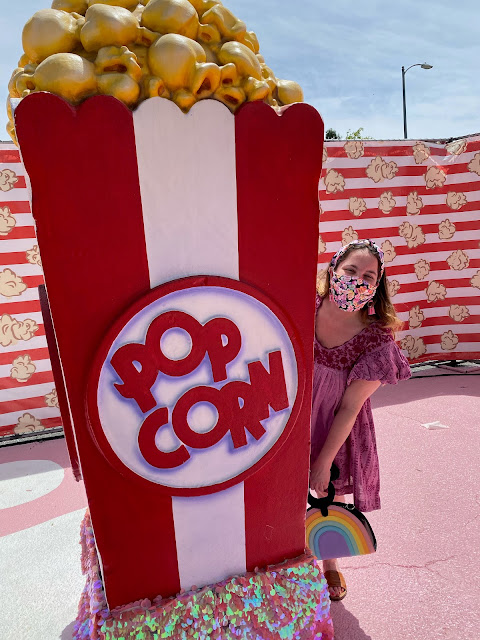 Sugar Rush, Candyland, candy popup, candy, popup museum, Los Angeles, travel