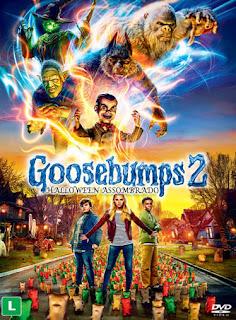Goosebumps 2: Halloween Assombrado - BDRip Dual Áudio