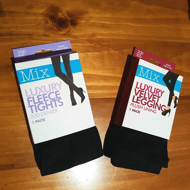 mix apparel fleece tights and leggings | Almost Posh