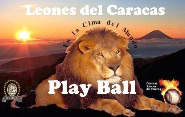 Son seis temporadas sin ganar - Hoy Leones Por el 21 #PLAYBALL .....