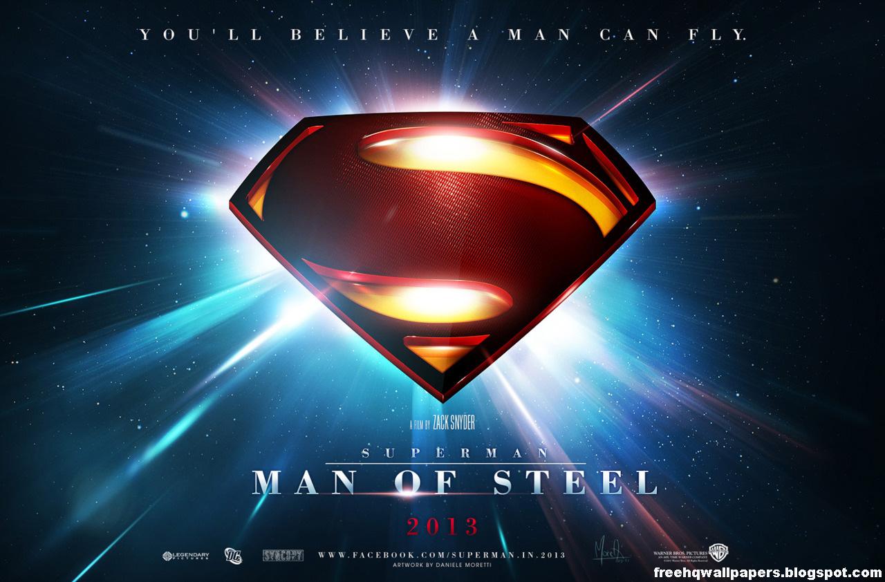 SUPERMAN MAN OF STEEL WALLPAPERS ~ HD WALLPAPERS