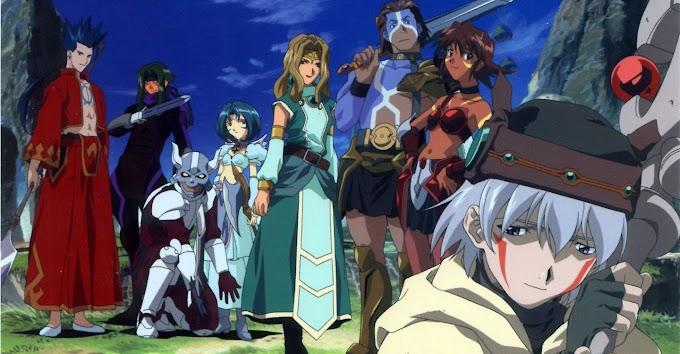 Resenha Anime .Hack, anime de ação, ficção científica e game RPG. Indicação de anime shōunen.