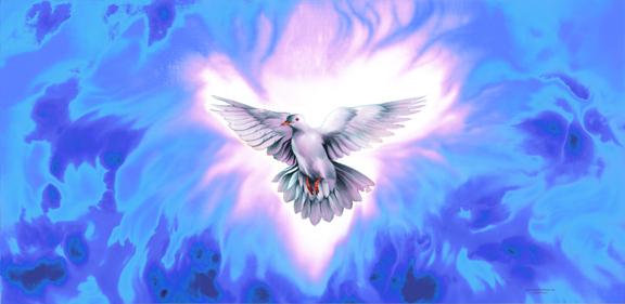 El Espiritu Santo Es La Vida De Jesus En Nosotros