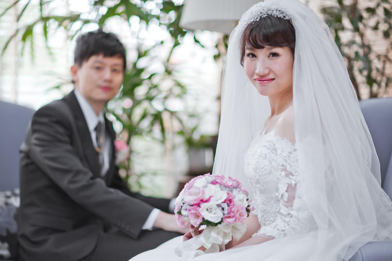 婚禮攝影紀錄 / 歐華酒店 / 訂結儀式+午宴