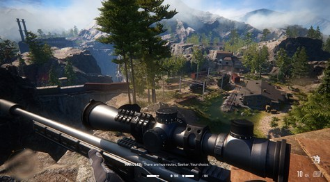 Sniper Ghost Warrior with Crack - Download Free Pc Games ...