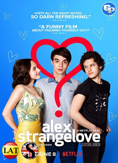 Alex Strangelove (2018) HD 720P LATINO/INGLES