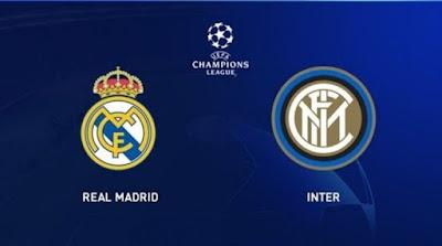 مشاهدة مباراة انتر ميلان وريال مدريد بث مباشرحصري 15-09-2021 دوري أبطال أوروبا
