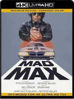 Mad Max (1979) 4K 2160p UHD HDR Latino [GoogleDrive]