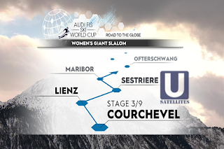 Audi Fis Ski World Cup Eutelsat 7A/7B Biss Key 17 December 2019
