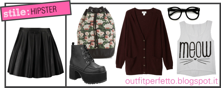 Come abbinare LA GONNA DI PELLE (outfit Autunno/Inverno)