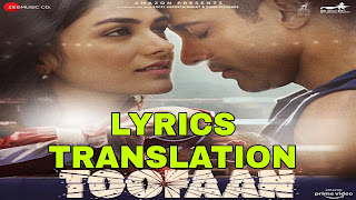 Jo Tum Aa Gaye Ho Lyrics in English | With Translation | – Arijit Singh | Toofaan
