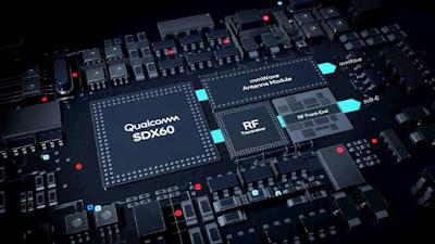 Qualcomm Snapdragon X60 se prepara para lançamento 5G mais amplo