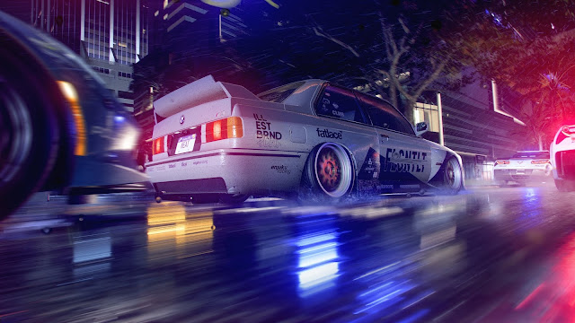 2020 Need For Speed Heat