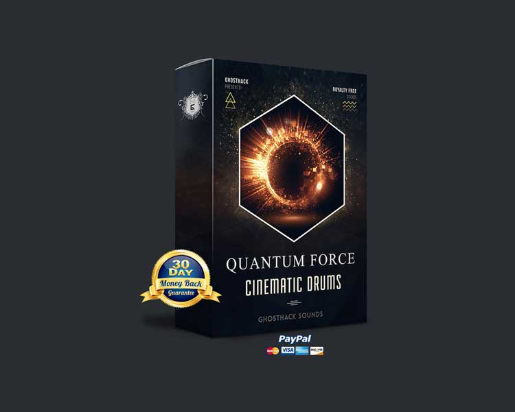 Ghosthack %25E2%2580%2593 Quantum Force %25E2%2580%2593 Cinematic Drums