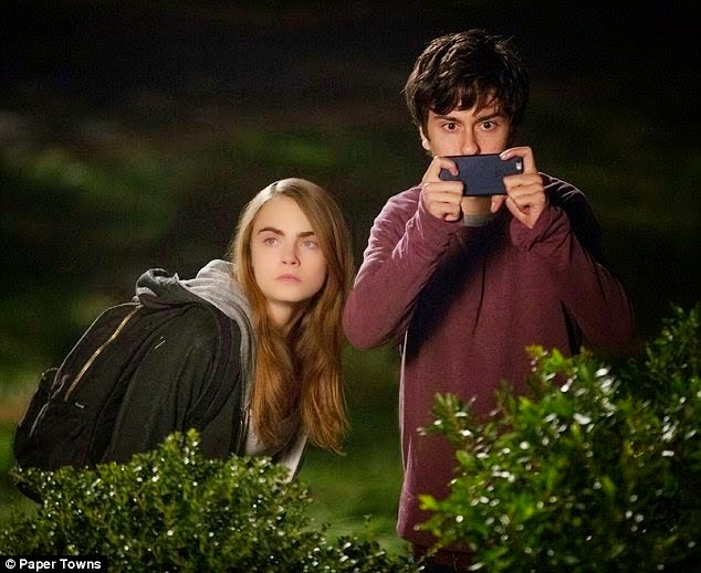 cheshire oaks cinema paper towns