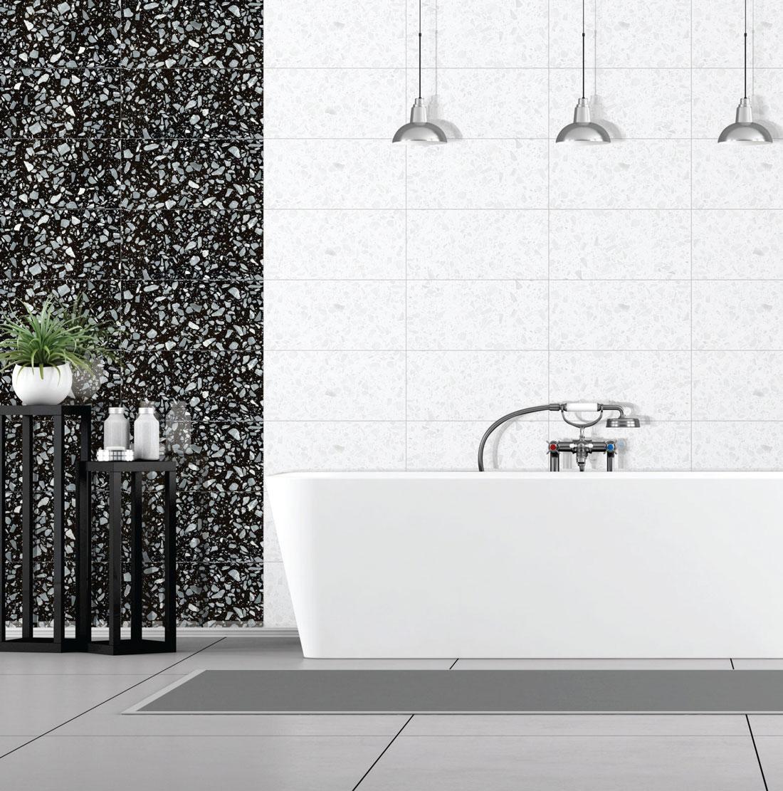 Waterproof shower walls