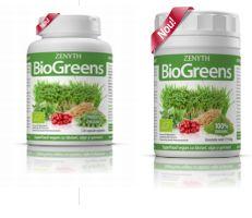Cutia capsulelor Biogreens, Click pentru comanda online