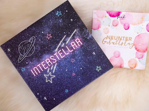 Pink Box April 9. Geburtstag 2021