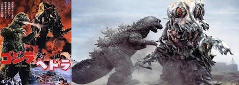Godzilla vs. Hedorah 1971.