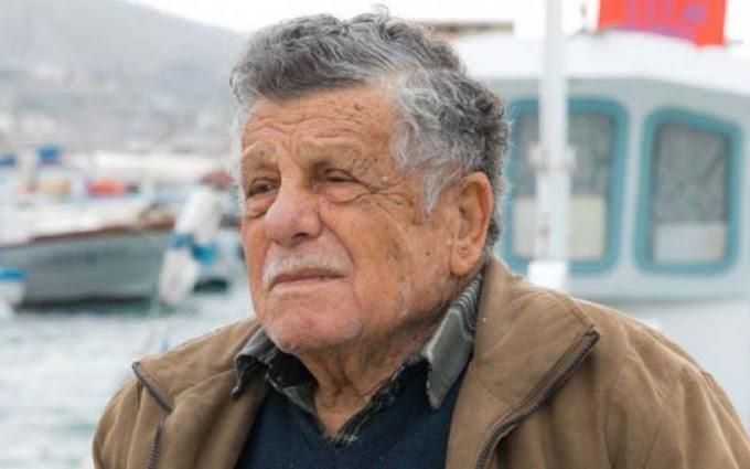 """Αντώνης Βεζυρόπουλος: """"Έφυγε"""" ο βοσκός των Ιμίων και ο ακρίτας του Αιγαίου (άποψη)"""