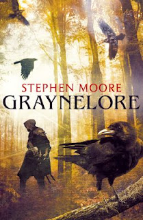 My Favourite Extract: Stephen Moore talks about his novel Graynelore