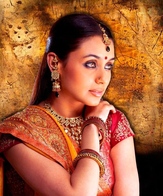 Hollywood  Bollywood Rani Mukherjee-6354