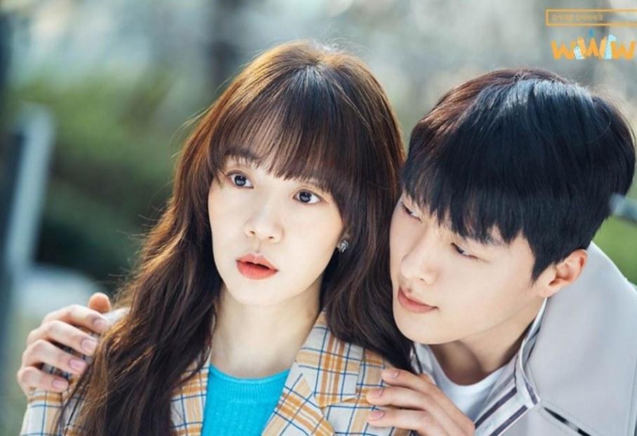 [Review K-Drama] Search WWW - 2019