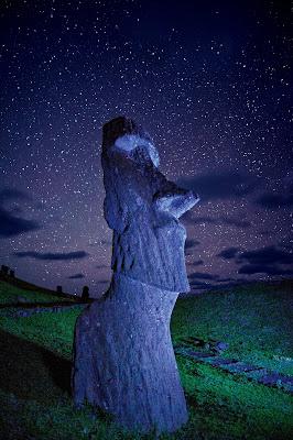 Resultado de imagen de los moais de pascua FOTOS ALUCINANTES