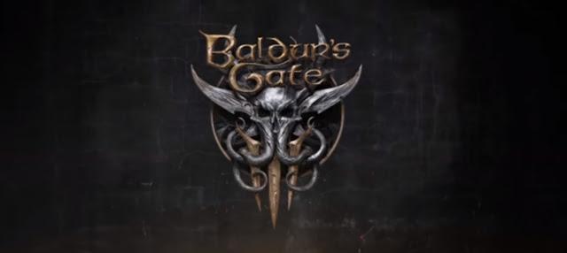 TEASER Baldur's Gate III - E3 2019
