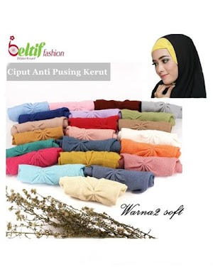 Ciput Rajut Anti Pusing Grosir By Beltif Fashion