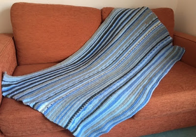 Sky Blanket progress in March