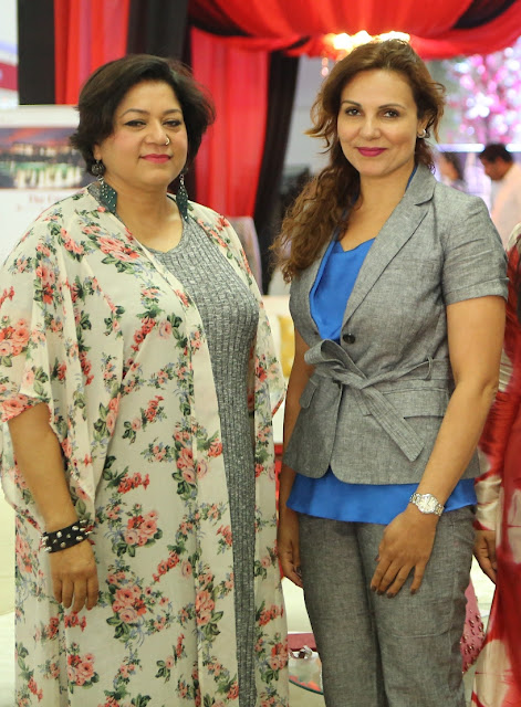 Sushma Khan, National Creative Director LAKME with leading Obesity, Metabolic Medicine and Clinical Nutrition Specialist, Dr. Anjali Hooda Sangwan