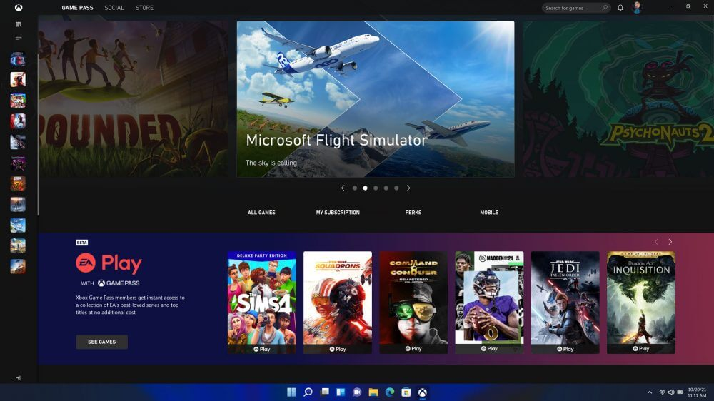Windows 11 Oyunlar
