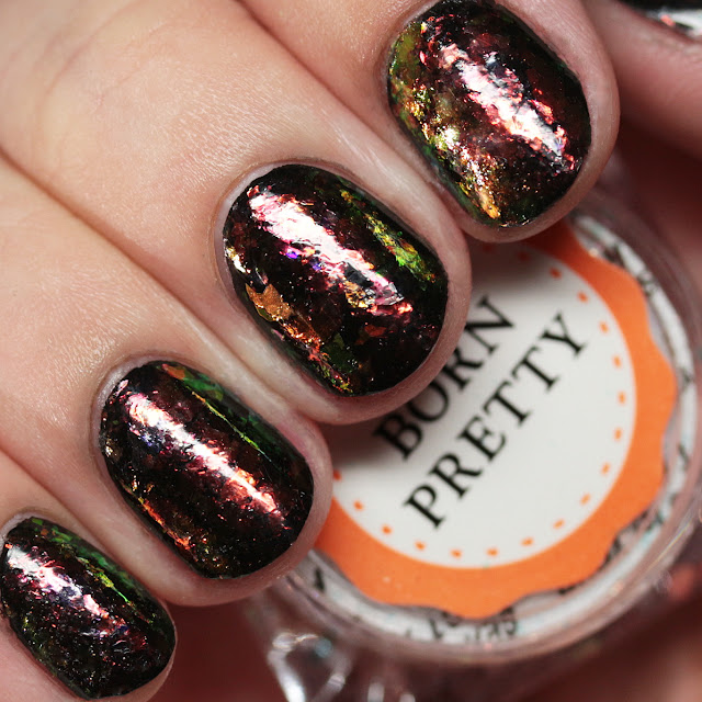 Born Pretty Store Chameleon Cloud Iridescent Flakies #1
