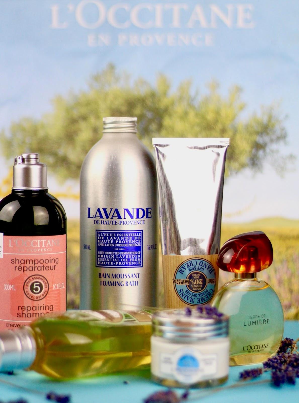 loccitane súťaž o balíček kozmetiky