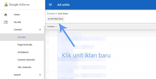 Menambah Iklan In-Feed Google Adsense