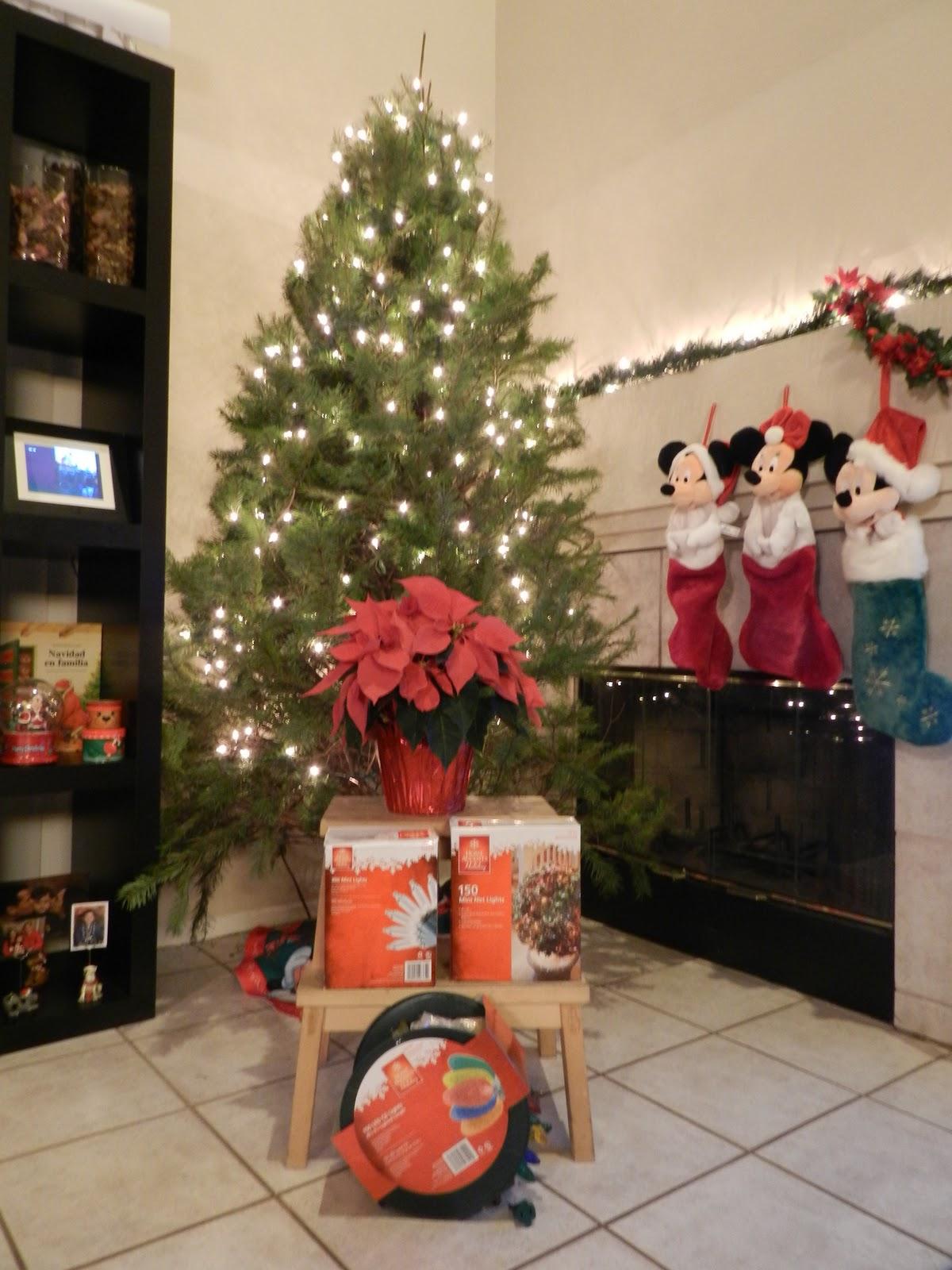 Como Decorar Mi Casa Para Navidad.Llego La Navidad A Mi Casa Con Home Depot Mama Noticias