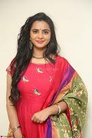 Manasa in Pink Salwar At Fashion Designer Son of Ladies Tailor Press Meet Pics ~  Exclusive 58.JPG