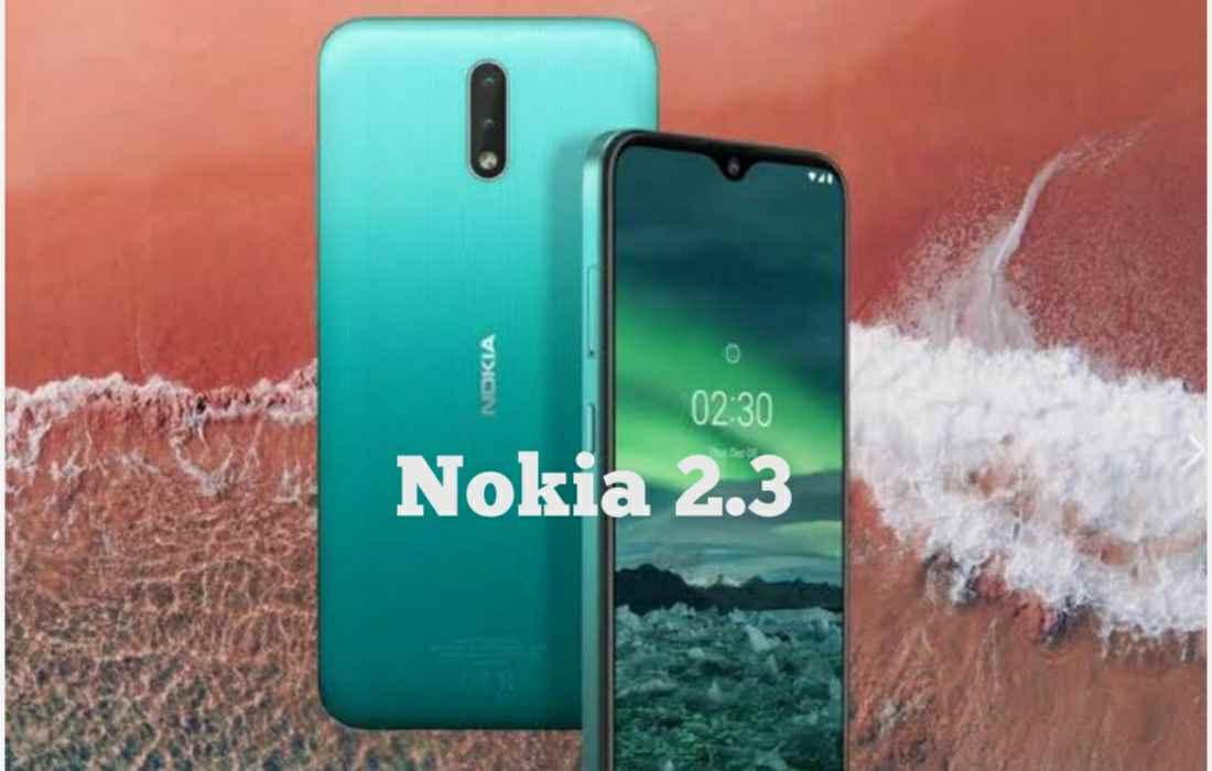 Review dan Spesifikasi Nokia 2.3 Android Terbaru Lengkap
