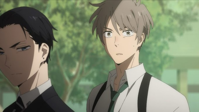 Fugou Keiji: Balance:Unlimited Episode 11 Subtitle Indonesia