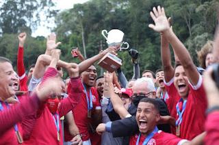 America FC Campeão Estadual Sub-20 da 2ª Divisão de 2021