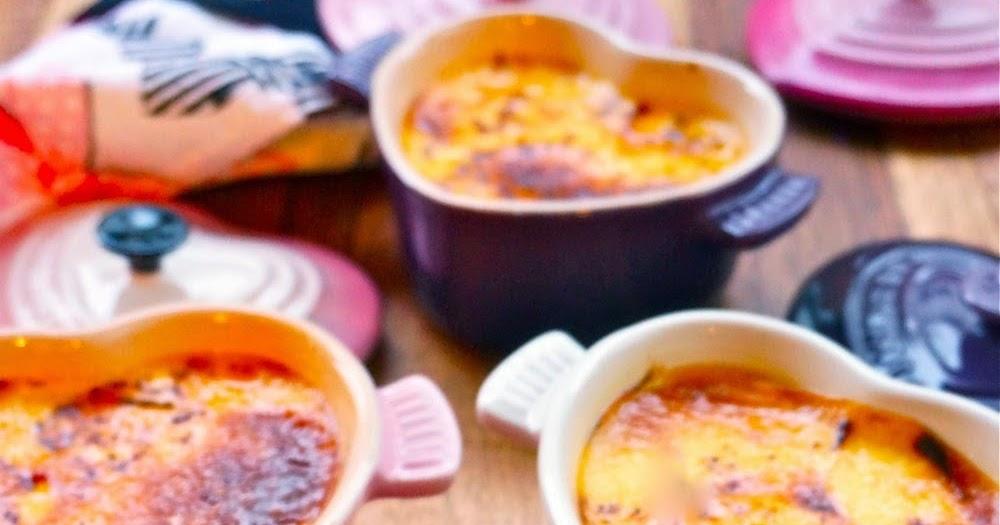 鬼嫁料理手帳: 《藍帶鬼煮意》大家的藍帶夢 附《法式焦糖燉蛋 - Cream Brulee》食譜