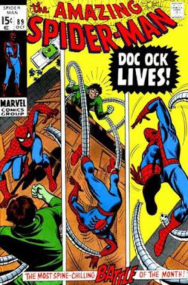 Amazing Spider-Man #89, Dr Octopus