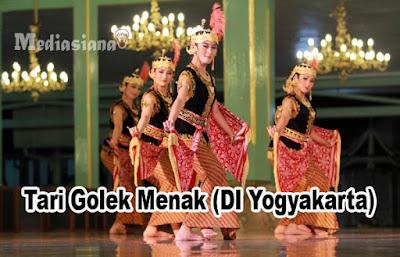 Tari Golek Menak (DI Yogyakarta)