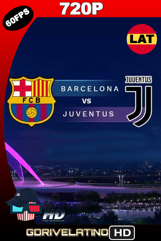 Barcelona vs Juventus (2020) UCL WEB-DL FULL 720p (60 FPS) Latino MKV