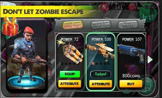 Zombie Street Battle Mod Apk