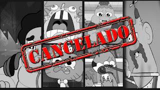 CARICATURAS CANCELADAS (Cartoon Network, Disney, Nickelodeon, etc.)